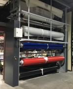 Stockeur rotatif pour rouleaux et bobines - Vertical - Motorisé