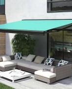 Store extérieur professionnel haut de gamme - Dimensions (largeur x tombée maxi ) : 11,82 x 4,00 m