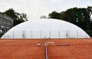 Structure gonflable terrain de sport - Isolation thermique et phonique exceptionnelle