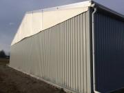 Structure modulaire industrielle en location ou vente - Portée : de 15 m à 30 m