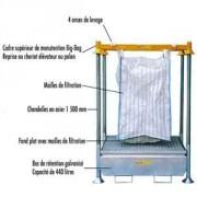 Support big bag