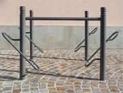 Support cycles deux places - Appui 2 places