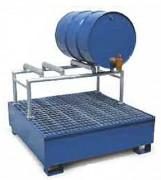 Support de soutirage de fûts - Pour fûts de 60 , 120 et 220 litres