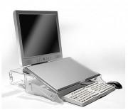 Support document d'ordinateur portable - Dimensions (L x l x h) : 520 X 390 X 110 mm