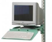 Support écran et clavier pour atelier