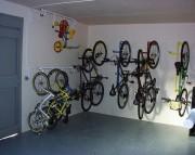 Support mural vélo - 3 modèles de supports muraux pour moins d'encombrement