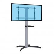 Support TV colonne mobile Hauteur 112 cm - Taille écran : 32 à 60 Pouces - Hauteur : 112 cm