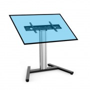 Support tv pied 100 cm - Charge maxi écran : 50 kg