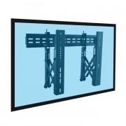 Support TV pour mur d'images