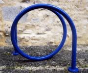 Support vélo spirale - Pour 3 à 4 vélos