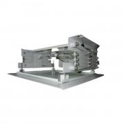 Support videoprojecteur motorisé plafond - Hauteur : 100 cm