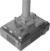 Support Vidéoprojecteur Universel avec passage câble Charge 15 kg - Charge maximale supportée : 15 kg