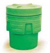 Surfût de rétention en plastique - Volume de rétention : 250 Litres