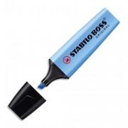 Surligneur bleu stabilo Boss largeur de trait 5 mm - Stabilo