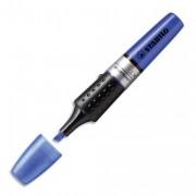 Surligneur bleu stabilo LUMINATOR - Stabilo
