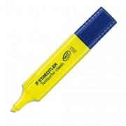 Surligneur jaune fluo stabilo Textsurfer Classic - STAEDTLER
