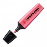 Surligneur rose stabilo Boss Largeur de trait 2 mm - Stabilo
