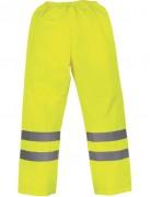 Surpantalon de travail haute visibilité - 100% polyester - Taille : S à 3XL