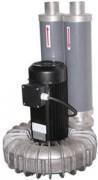 Surpresseur pour extraction de fumée et de gaz - Surpresseur