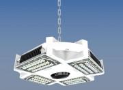Suspension industrielle led - Modules orientables