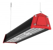 Suspension industrielle linéaire LED 200w