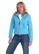 Sweat-shirt personnalisé à fermeture éclair - Tailles : XS - S - M - L - XL - 2XL - 3XL