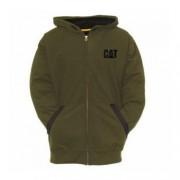 Sweatshirt à capuche en coton Caterpillar - Tailles : M - L - XL - XXL