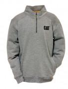 Sweatshirt à col zippé Caterpillar - Tailles : M - L - XL - XXL