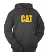Sweatshirt Caterpillar noir - Tailles : S - M - L - XL - XXL