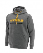 Sweatshirt gris Caterpillar