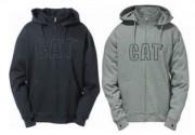 Sweatshirt Caterpillar - Tailles : S-M-L-XL-XXL -Matières : coton,polyester