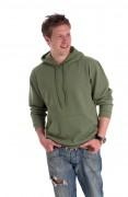 Sweatshirt personnalisé avec capuche unisexe - Tailles : XS - S - M - L - XL - 2XL - 3XL - 4XL