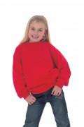 Sweatshirt personnalisé manches longues pour enfant - Tailles : de 2 à 13 ans