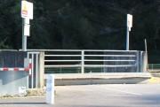 Système anti chute pour bennes à gravats - Tobbogan sécurisé pour quais à gravats