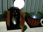 Système d'aération d'eau - Plan d'eau : de 3000m² à 6000m²