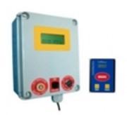 Système d'alarme capteur d'immobilisme - 1 Capteur de perte de verticalité - 1 Capteur d'immobilisme