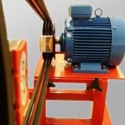 Systeme d'alignement laser de poulies - Alignement sur longue portée