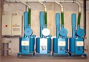 Système d'aspiration industrielle fixe - Puissance : De 5,5 à 22,6 kW