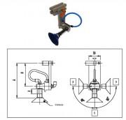 Système d'aspiration pour ventouse - PAS SVB 105 110