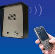 Système d'interphonie GSM - Appels de l'interphone vers le GSM portable  -  Ouverture par téléphone portable