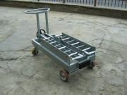 Système de changement de batteries pour grues de levage - Pour grues de levage - Avec roues