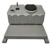 Système de chasse d eau à recirculation - Occidendale à main ou à pied