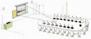Système de conférence sans fil - Sans fil sans haut parleur intégré