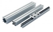 Système de construction bâtis en aluminium - Conception en 3D