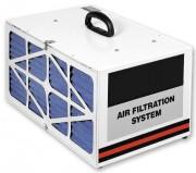 Système de filtration d'air - Puissance : 230 V / 0.12 Kw