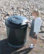 Système de gestion des conteneurs à déchets - Composants inoxydables