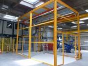 Système de levage industriel - Offre : Etude - Fabrication - Installation