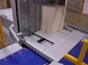 Système de logistique pour machine à impression - Système d'asservissement de la machine à impression KBA Rapida 142