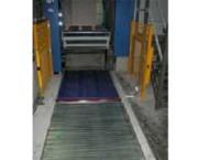 Système de logistique pour retourneur palette - Alimentation rapide de machine à imprimer