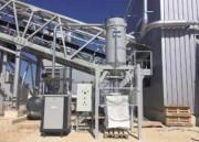 Système de nettoyage centralisé de poussières - Conception et installation sur-mesure